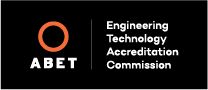 ABET Engineering Technology Accreditation Commission logo