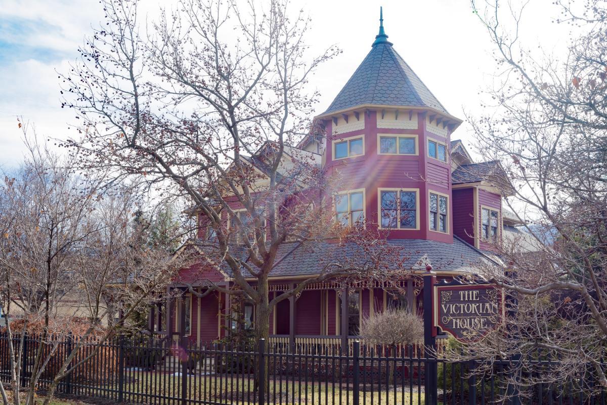 Victorian House exterior